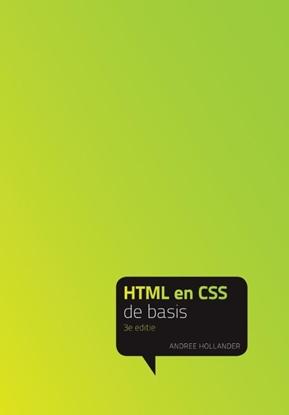 Afbeeldingen van HTML en CSS