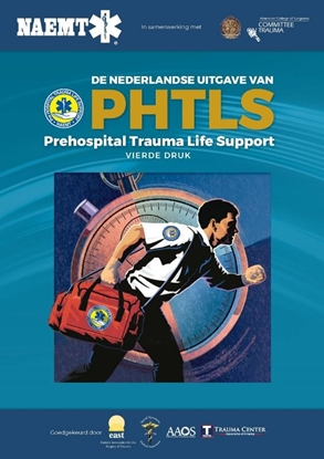 Afbeeldingen van De Nederlandse uitgave van PHTLS