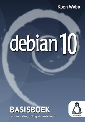 Afbeeldingen van Debian 10