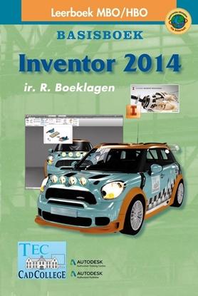 Afbeeldingen van Inventor 2014 Basisboek deel 1