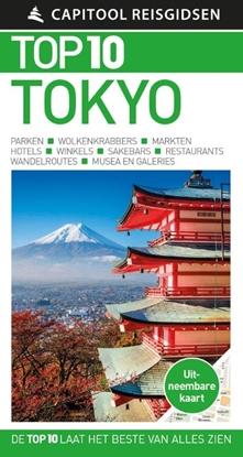 Afbeeldingen van Capitool Reisgidsen Top 10 Tokyo