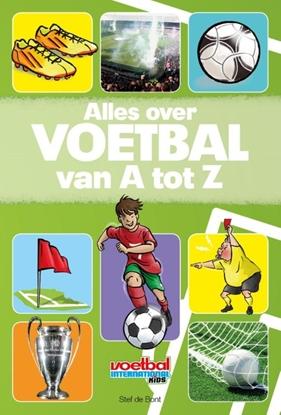 Afbeeldingen van Alles over voetbal van A tot Z