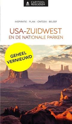 Afbeeldingen van Capitool reisgidsen USA -Zuidwest en de Nationale parken