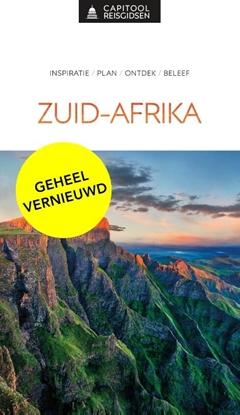 Afbeeldingen van Capitool reisgidsen Zuid-Afrika