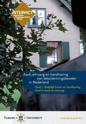 Afbeeldingen van Aard, omvang en handhaving van beschermingsbevelen in Nederland. Deel 1 wettelijk kader en handhaving Deel 2 aard en handhaving