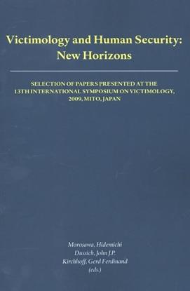 Afbeeldingen van Victimology and human security : new horizons