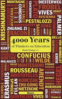 Afbeeldingen van 4000 Years of Thinkers on Education