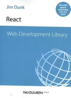 Afbeeldingen van Web Development Library React