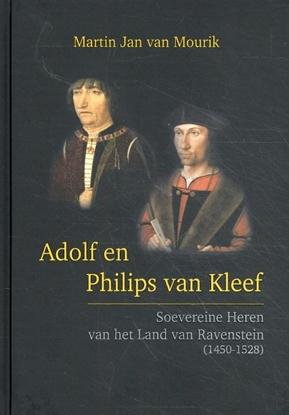 Afbeeldingen van Adolf en Philips van Kleef