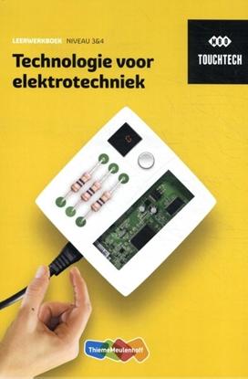 Afbeeldingen van Technologie voor elektrotechniek Niveau 3&4 leerwerkboek