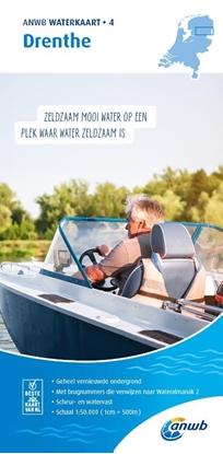 Afbeeldingen van ANWB waterkaart Drenthe