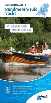 Afbeeldingen van ANWB waterkaart Randmeren-zuid / Vecht
