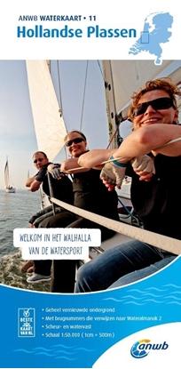 Afbeeldingen van ANWB waterkaart Hollandse Plassen