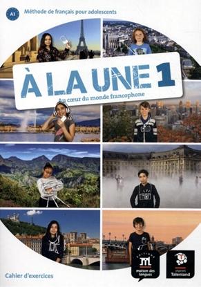 Afbeeldingen van À la une 1 a1 méthode de Français adolescents