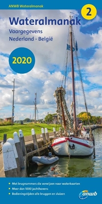 Afbeeldingen van ANWB wateralmanak Wateralmanak 2 - 2020