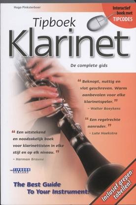 Afbeeldingen van Tipboek Klarinet