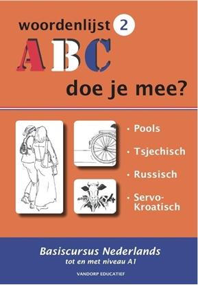 Afbeeldingen van ABC - Doe je mee? Woordenlijst 2