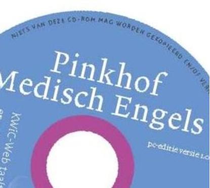 Afbeeldingen van Pinkhof Medisch Engels