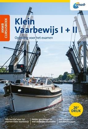 Afbeeldingen van ANWB Cursusboek Klein Vaarbewijs I + II