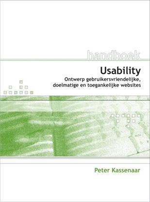 Afbeeldingen van Handboek Usability