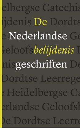 Afbeeldingen van De Nederlandse Belijdenisgeschriften