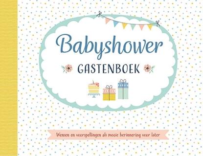 Afbeeldingen van Babyshower - Gastenboek