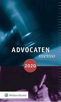 Afbeeldingen van Advocatenmemo 2020