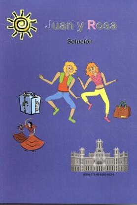 Afbeeldingen van Juan y Rosa 1 Oplossingenboek
