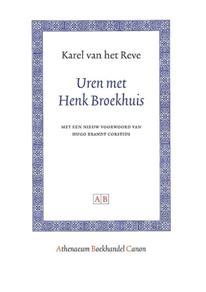 Afbeeldingen van Athenaeum Boekhandel Canon Uren met Henk Broekhuis