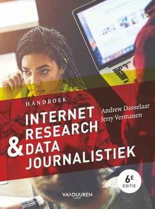 Afbeeldingen van Handboek Internetresearch & datajournalistiek