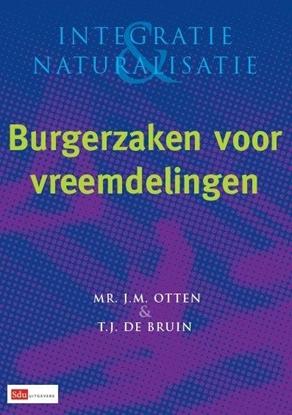 Afbeeldingen van Integratie en naturalisatie Burgerzaken voor vreemdelingen