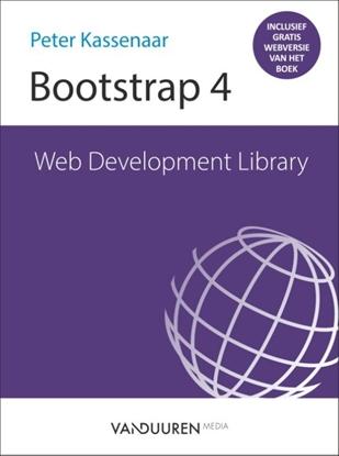 Afbeeldingen van Web Development Library Bootstrap 4