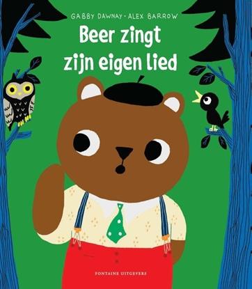 Afbeeldingen van Beer zingt zijn eigen lied