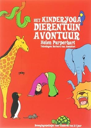 Afbeeldingen van Het Kinderyoga Dierentuin-avontuur
