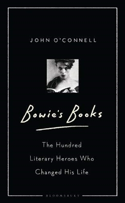 Afbeeldingen van Bowie's Books
