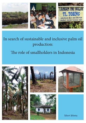 Afbeeldingen van In search of sustainable and inclusive palm oil production