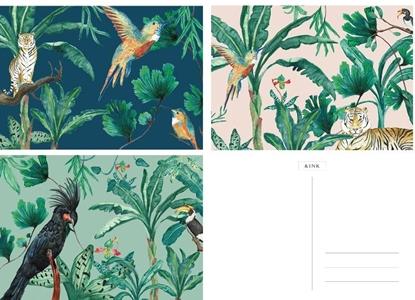 Afbeeldingen van &INK kaartenset - 15 stuks - Botanisch
