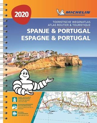 Afbeeldingen van *ATLAS MICHELIN SPANJE & PORTUGAL 2020