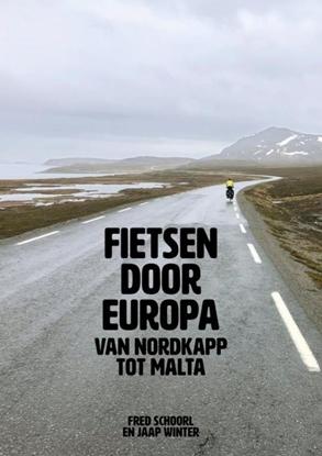 Afbeeldingen van Fietsen door Europa
