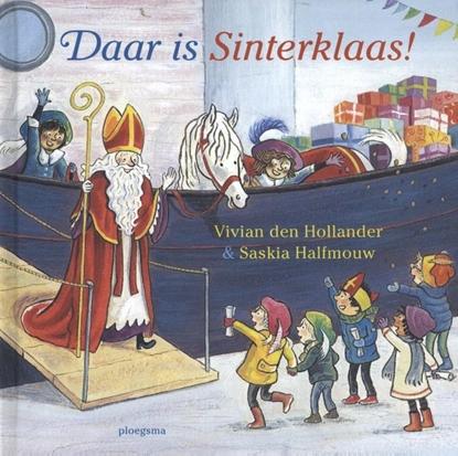 Afbeeldingen van Daar is Sinterklaas display 6 ex