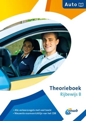 Afbeeldingen van ANWB rijopleiding Theorieboek Rijbewijs-B
