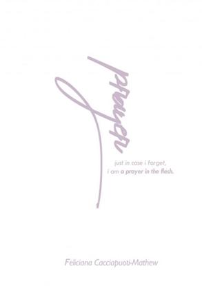 Afbeeldingen van A Prayer in the Flesh