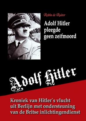 Afbeeldingen van Adolf Hitler pleegde geen zelfmoord
