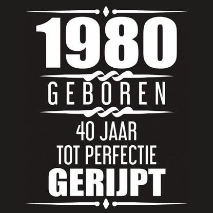 Afbeeldingen van 1980 Geboren 40 Jaar Tot Perfectie Gerijpt