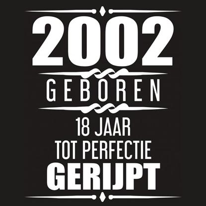 Afbeeldingen van 2002 Geboren 18 Jaar Tot Perfectie Gerijpt