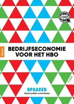 Afbeeldingen van Bedrijfseconomie voor het hbo