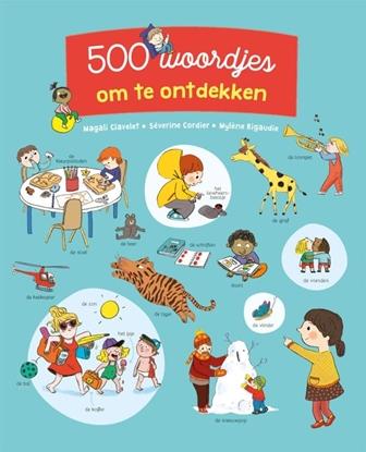 Afbeeldingen van 500 woordjes om te ontdekken
