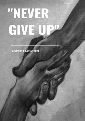 "Afbeeldingen van ""Never Give Up"""