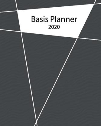 Afbeeldingen van Basis Planner 2020