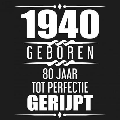 Afbeeldingen van 1940 Geboren 80 Jaar Tot Perfectie Gerijpt